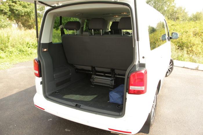 Багажник Каравеллы Т5