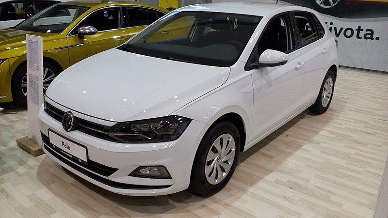 2018 VW Polo Comfortline