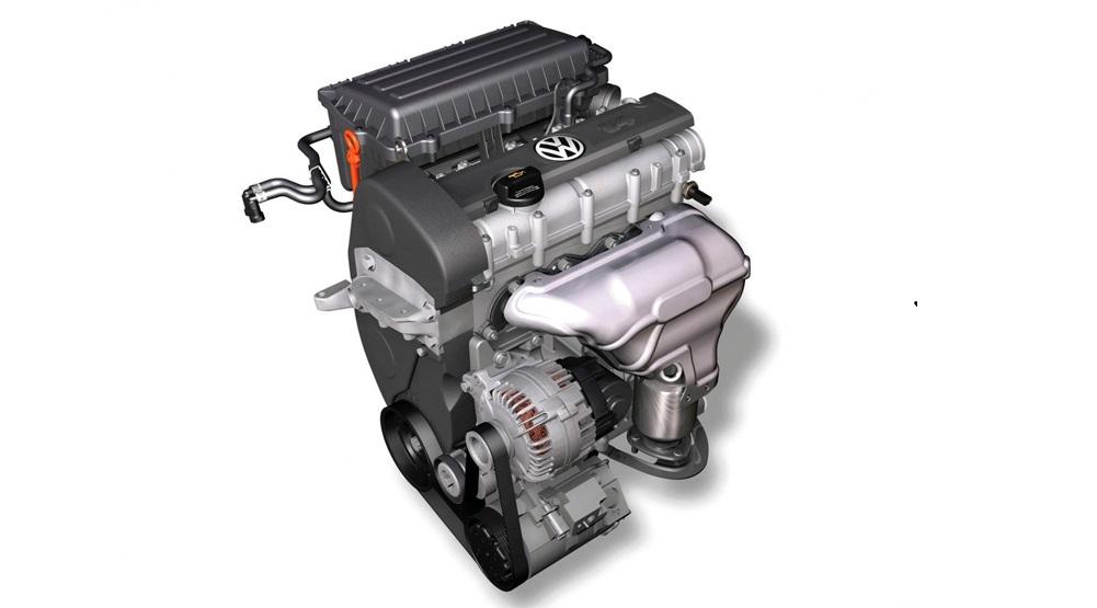 Бензиновый двигатель Фольксваген