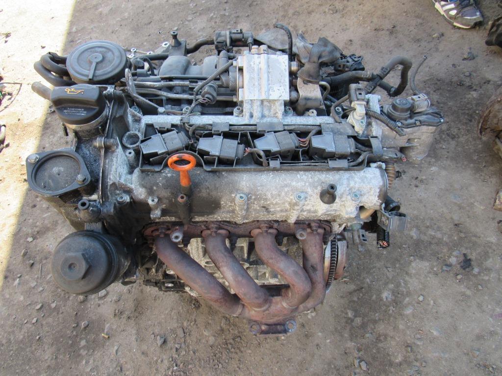 Двигатель 1.4 бензин на Фольксваген Гольф 5