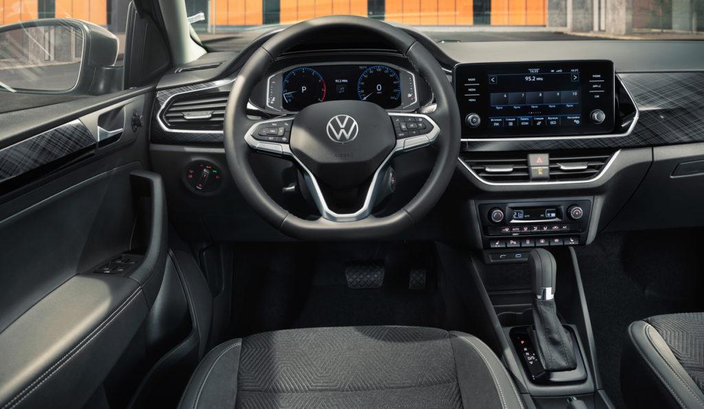 Фото салона Фольксваген Поло (Volkswagen Polo) лифтбек