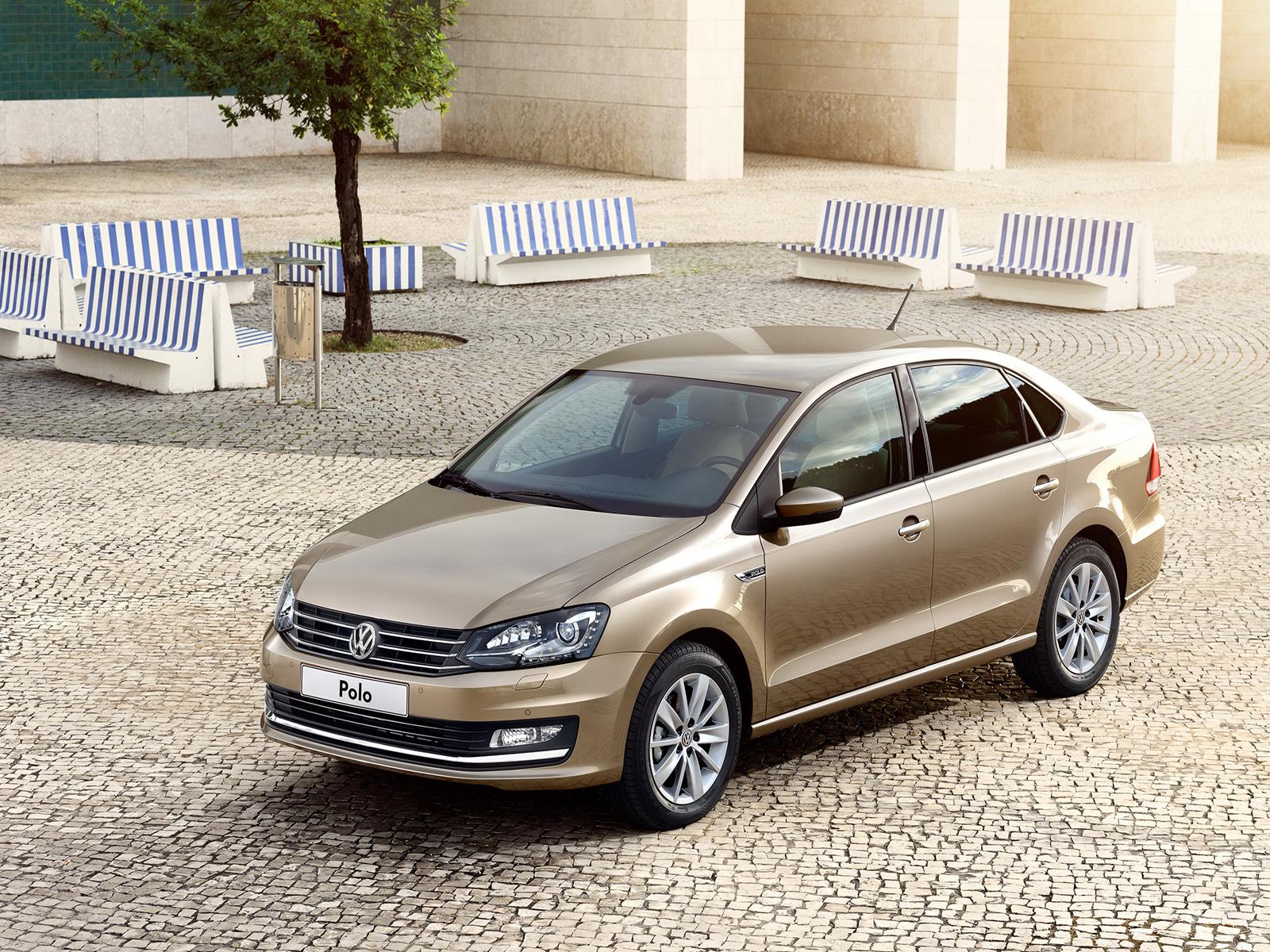 Фото Volkswagen Polo Life 1.6 MPI