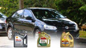 Какое масло заливать в двигатель машины Фольксваген Поло и каких марок