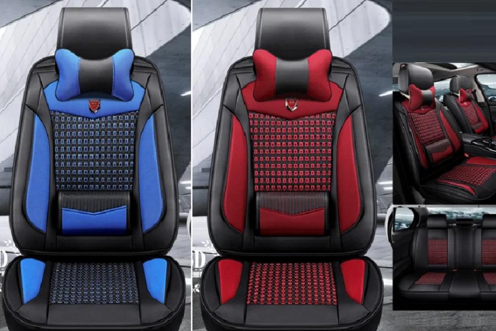 Модельные чехлы B&R на сиденья Volkswagen Polo