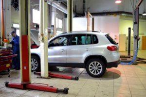 Послегарантийное обслуживание автомобиля Фольксваген