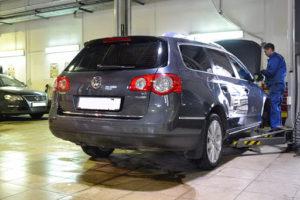 Ремонт АКПП в автомобилях Volkswagen и ее дефекты