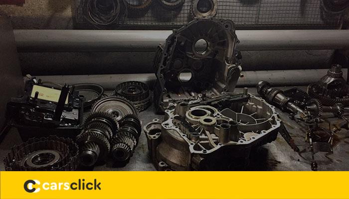 Ремонт DSG в автомобиле Volkswagen