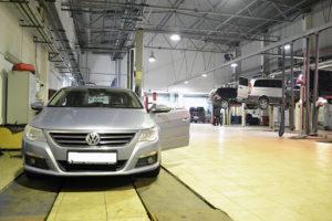 Ремонт и обслуживание автомобилей Фольксваген у официалов