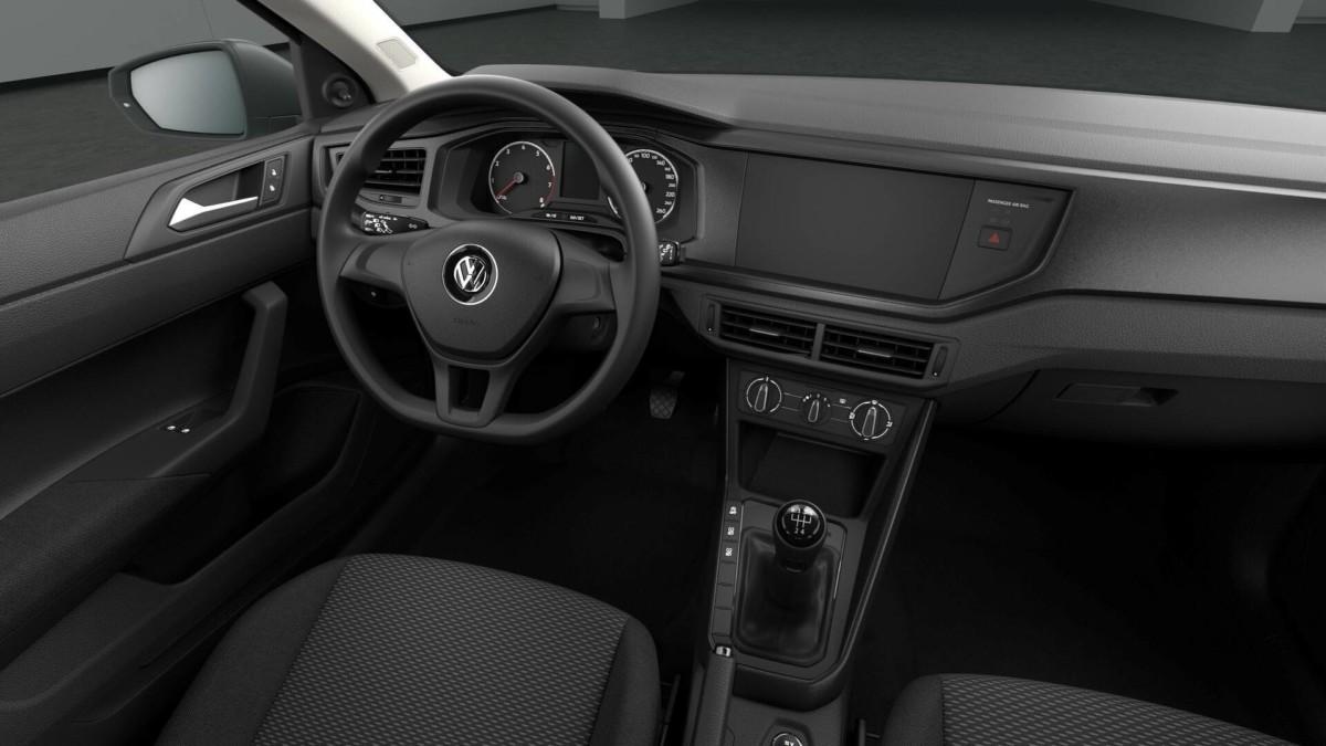 Салон Volkswagen Polo 2018