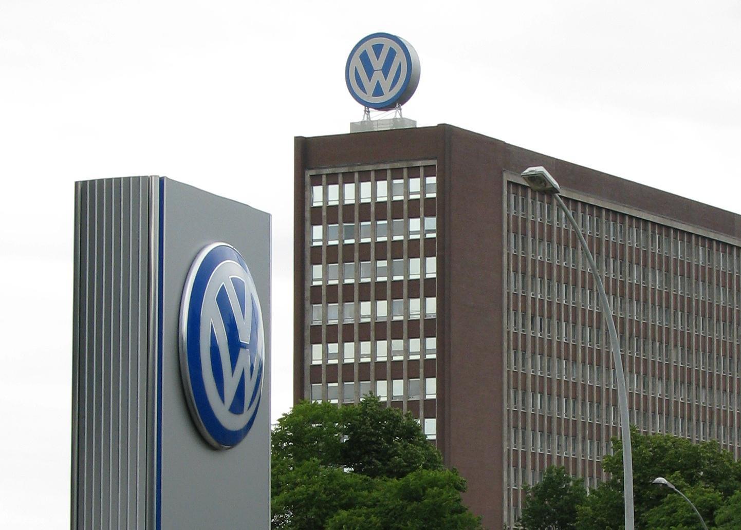 Штаб-квартира концерна Volkswagen