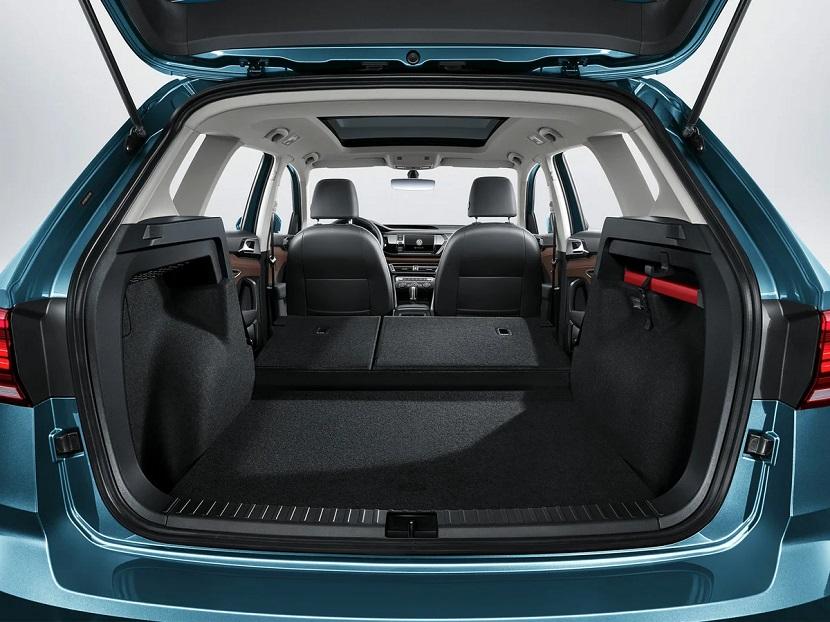 Volkswagen Tharu 2020