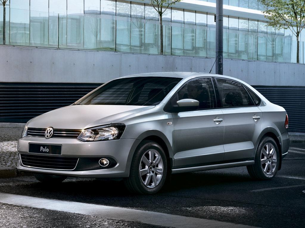 Volkswagen Polo 2011 (металлик)