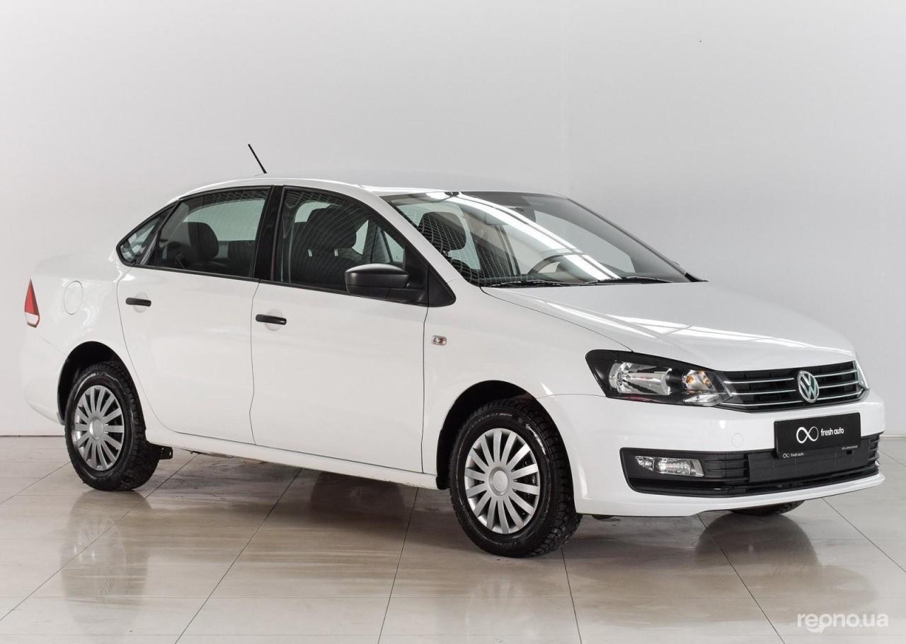 Volkswagen Polo 2016г. 1.6л.