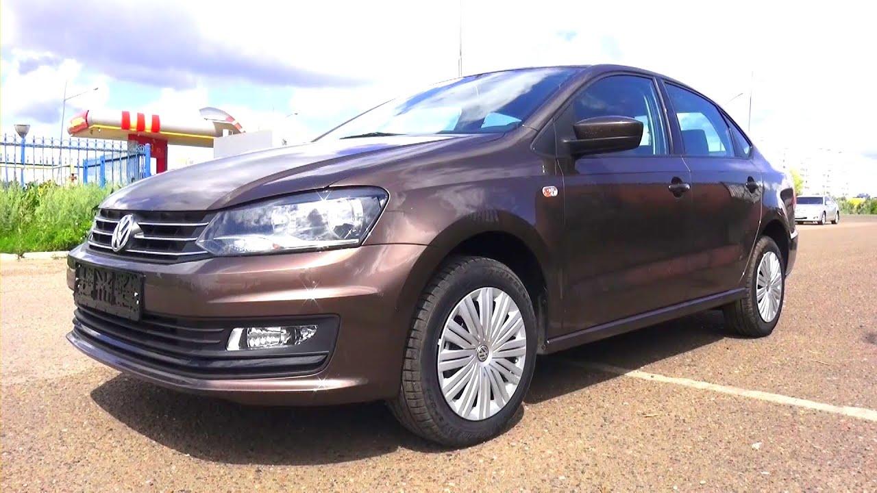 Volkswagen Polo Comfortline 2015