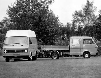 фольксваген лт 1975