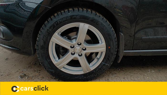 Выбираем колеса на свой авто Фольксваген Поло седан
