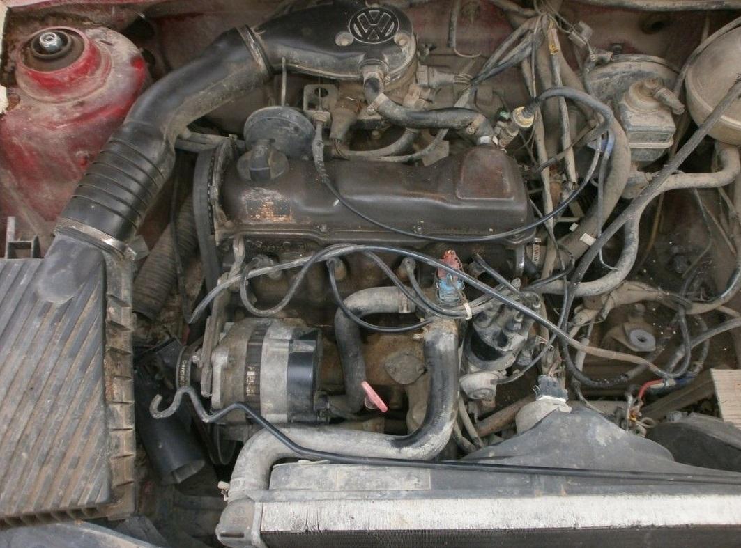 Двигатель Фольксваген Джетта 2 поколения