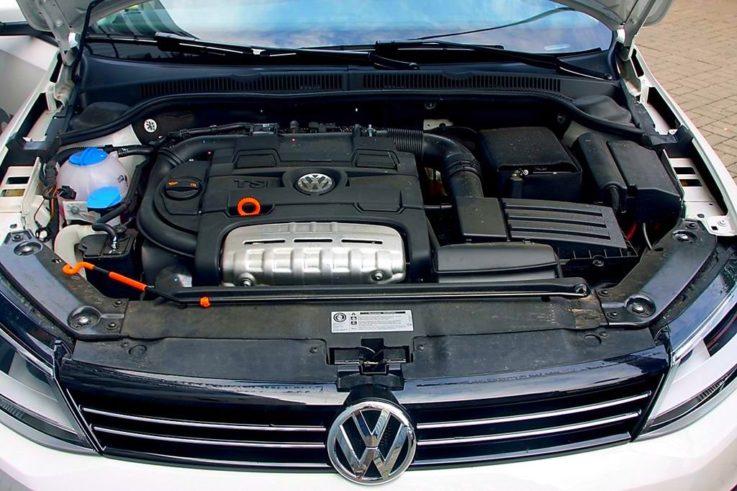 Двигатель на Фольксваген Джетта