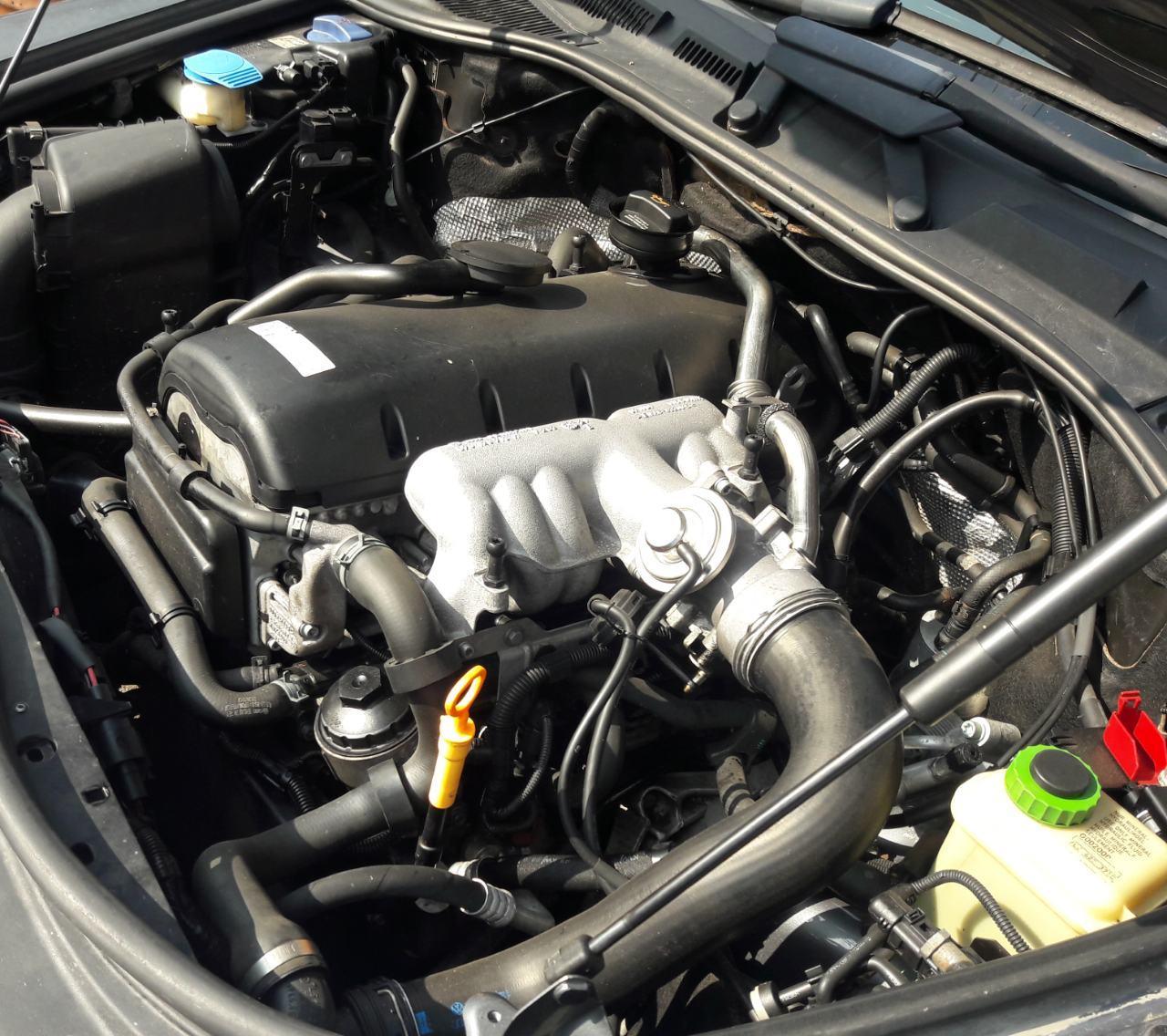 Двигатель Volkswagen Touareg 2.5 TDi 2003-2007