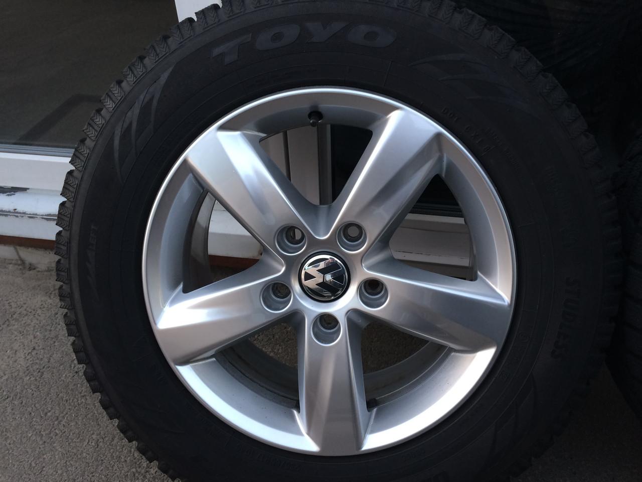 Колеса К17 для Volkswagen Touareg (стиль Atacama)