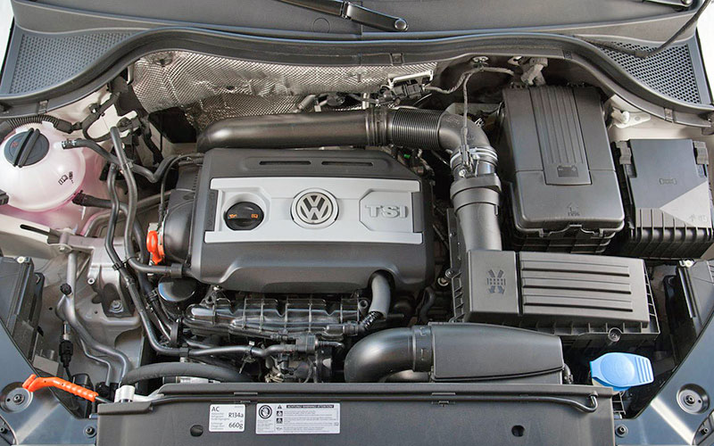 Мотор 1.4 TSI на Тигуане от Фольксваген (фото)
