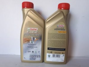 Моторное масло Castrol Edge Professional Longlife 3 5W-30 Volkswagen и его преимущества