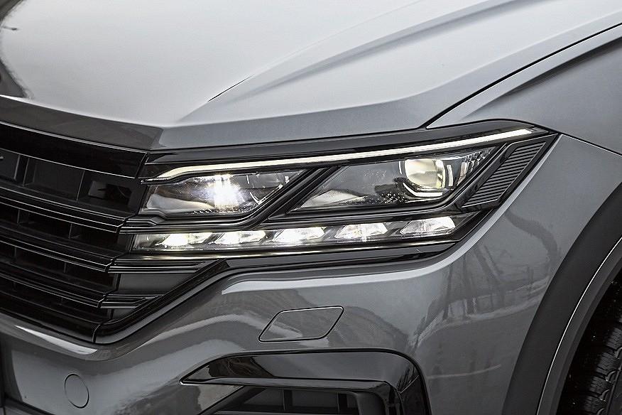 Оптика Volkswagen Touareg R-Line 2019