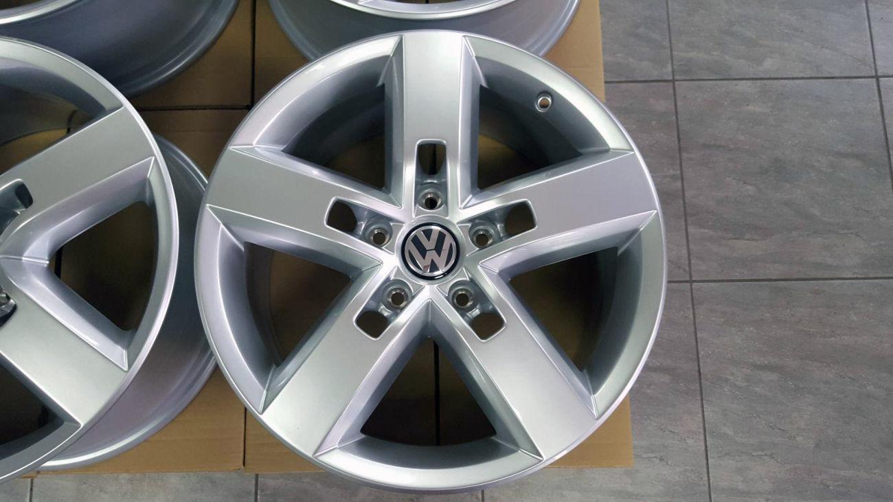 Оригинальные диски Volkswagen R19 5x130 8.5j ET59 на Туарег