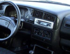 Устройство печки в авто Фольксваген Гольф 3