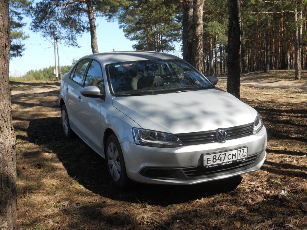 Volkswagen Jetta 2012 Tredline