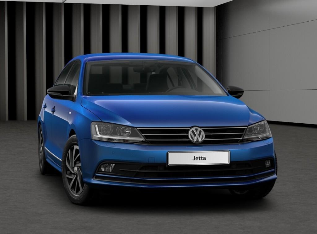 Volkswagen Jetta 2017 Life (перед)