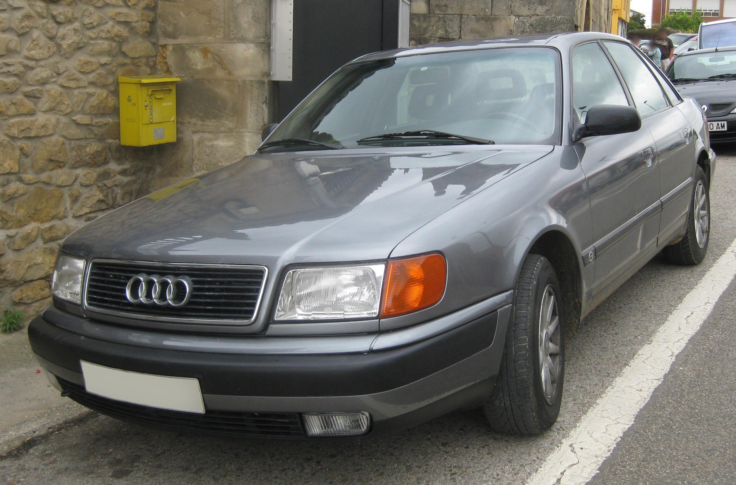 1994 Audi 100 C4 (Typ 4A)