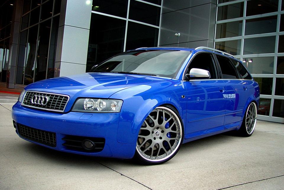 Audi RS4 B6