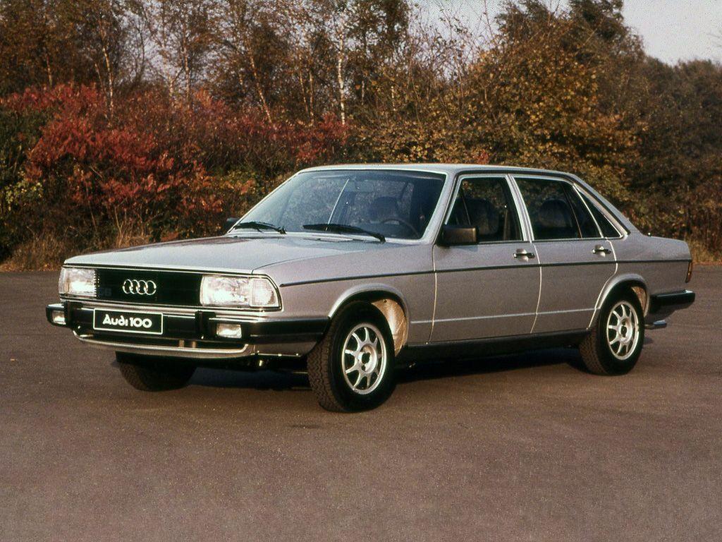 Audi 100 5S '1979–82