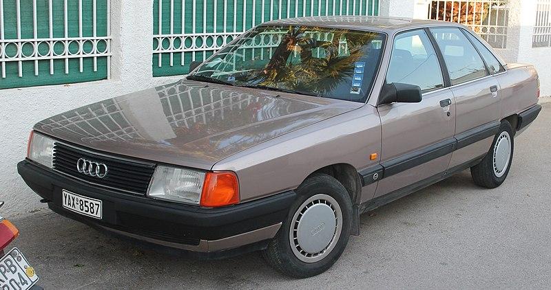 Audi 100 C3 (1988–1991)