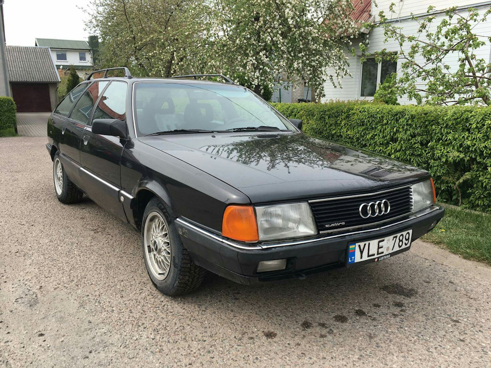 Audi 100 C3 Avant Quattro Sport
