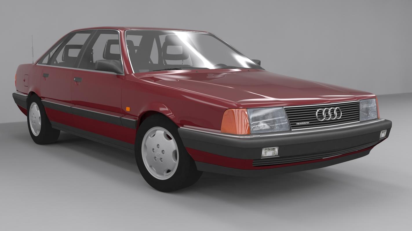 Audi 100 C3 Sport Quattro