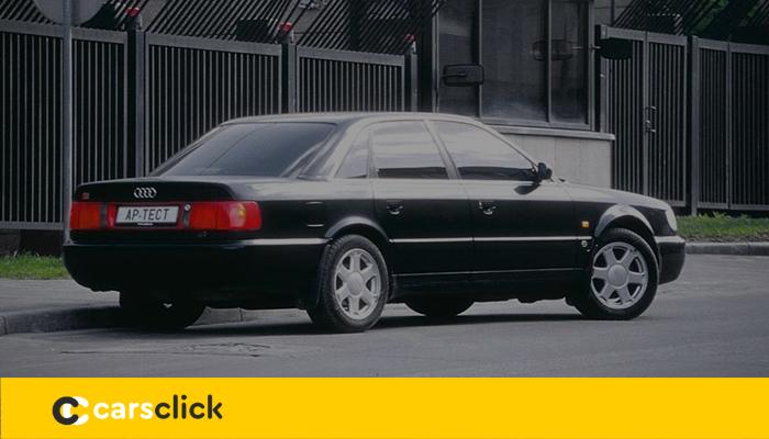 Audi 100 - обзор и фото