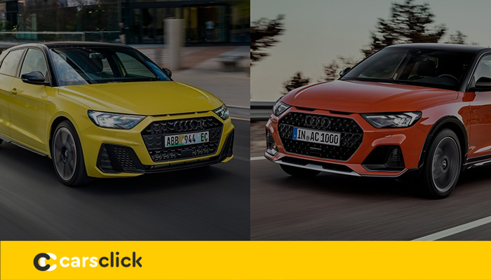 Audi A1 Sportback и Citycarver 2019-2020
