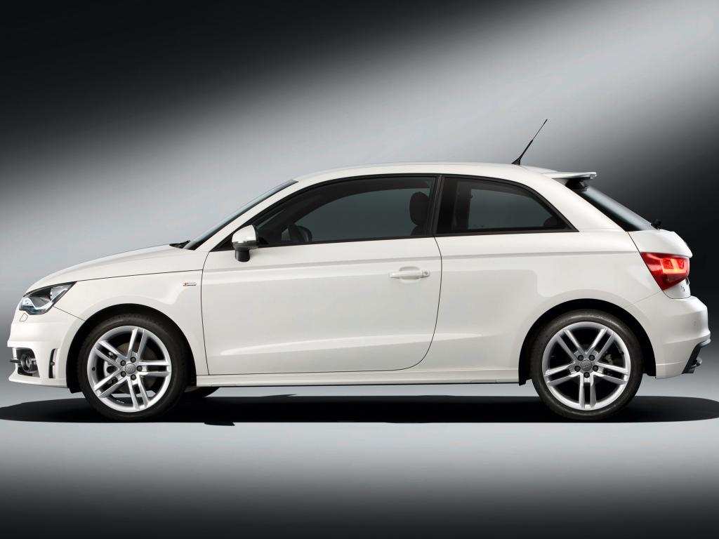 Audi A1 TFSI S line (8X) '2010–14