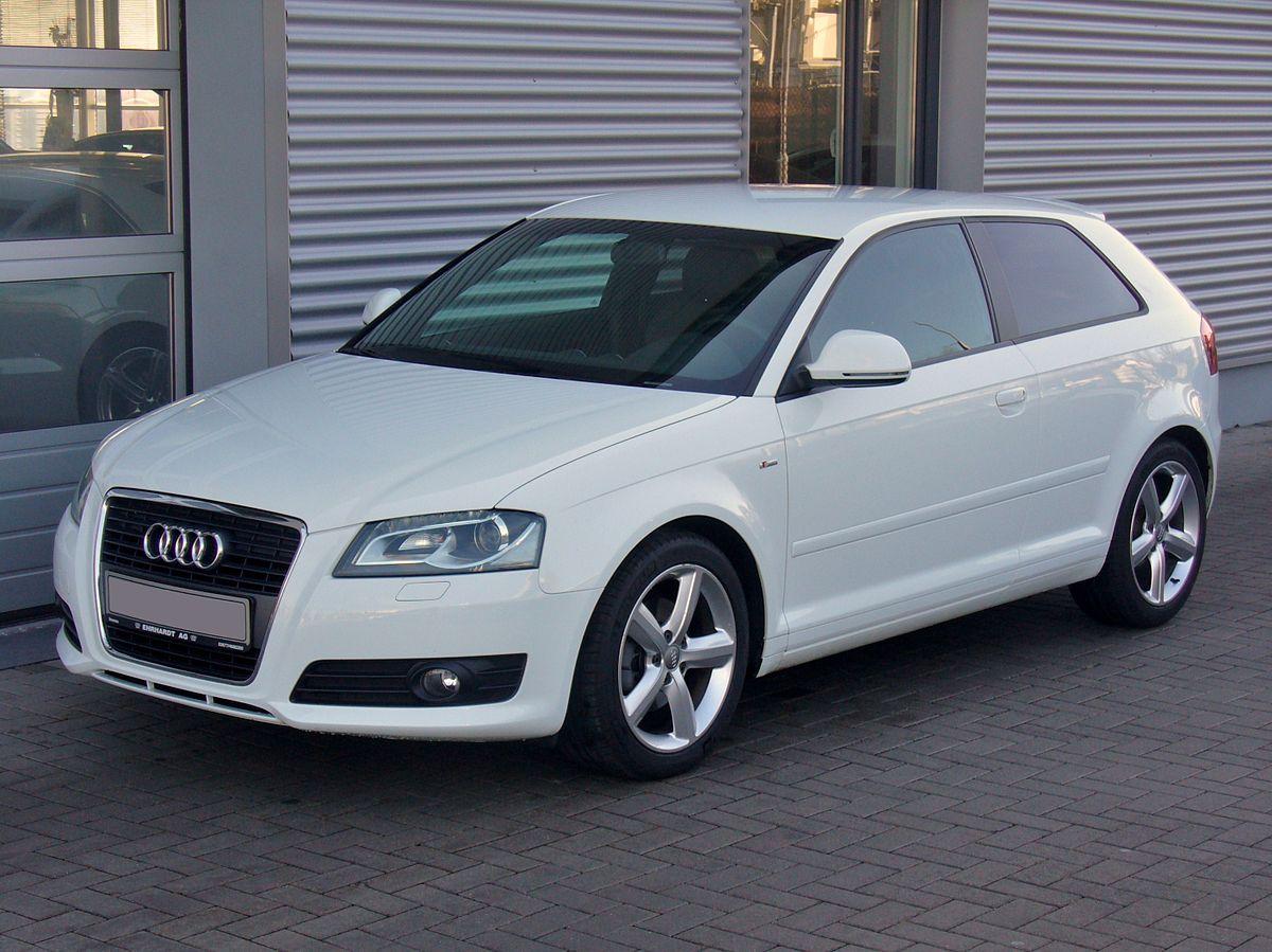 Audi A3 8P 2.Facelift S line 1.2 TFSI
