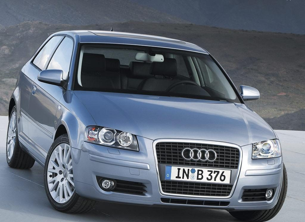 Audi A3 (8P) Attraction 1.4 TFSI