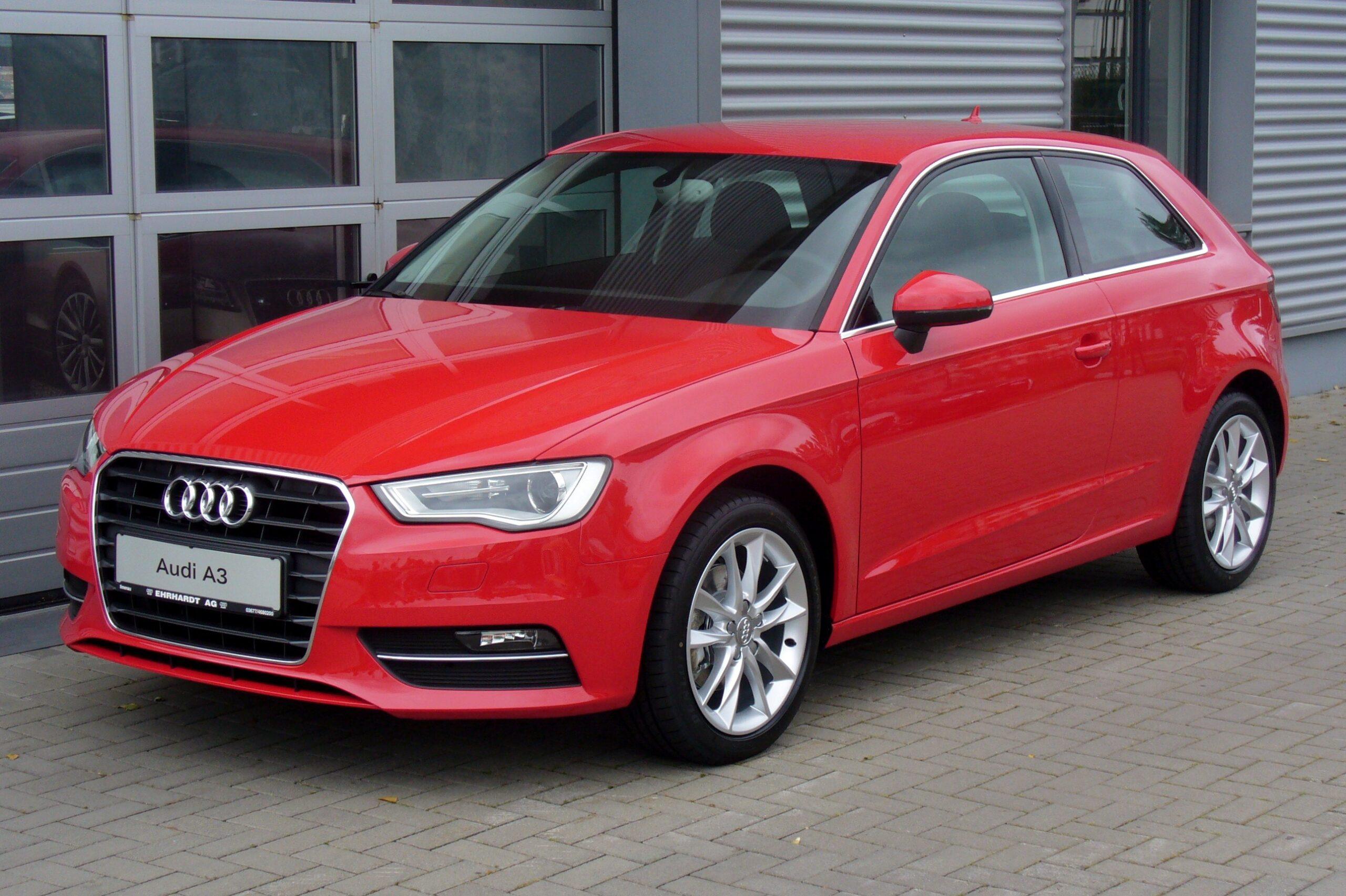 Audi A3 8V 1.4 TFSI