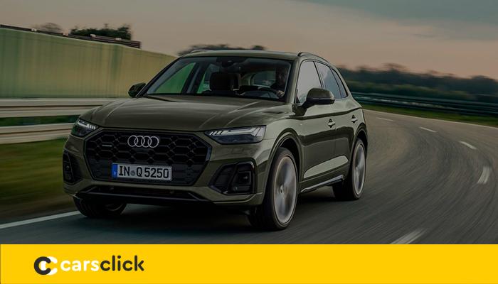 Audi Q5 2020 - обзор и фото