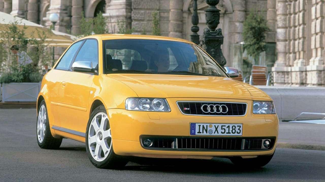 Audi S3 8L (фото)
