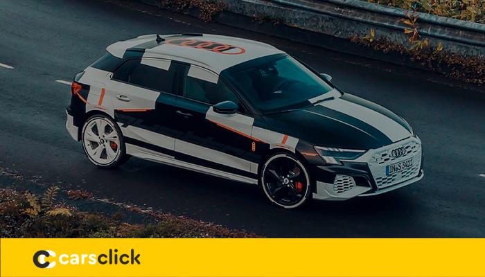 Audi S3 - обзор и фото