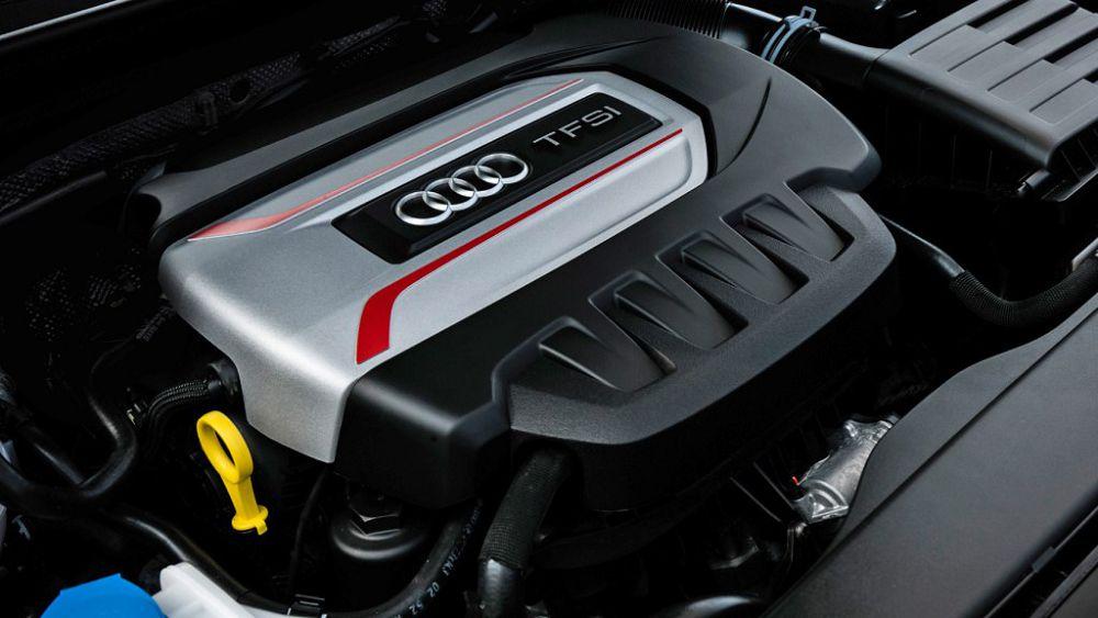 Двигатель Audi A3 2019 года