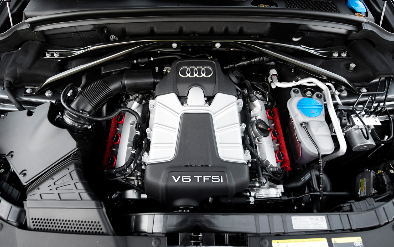 Двигатель на Ауди Ку2 2017