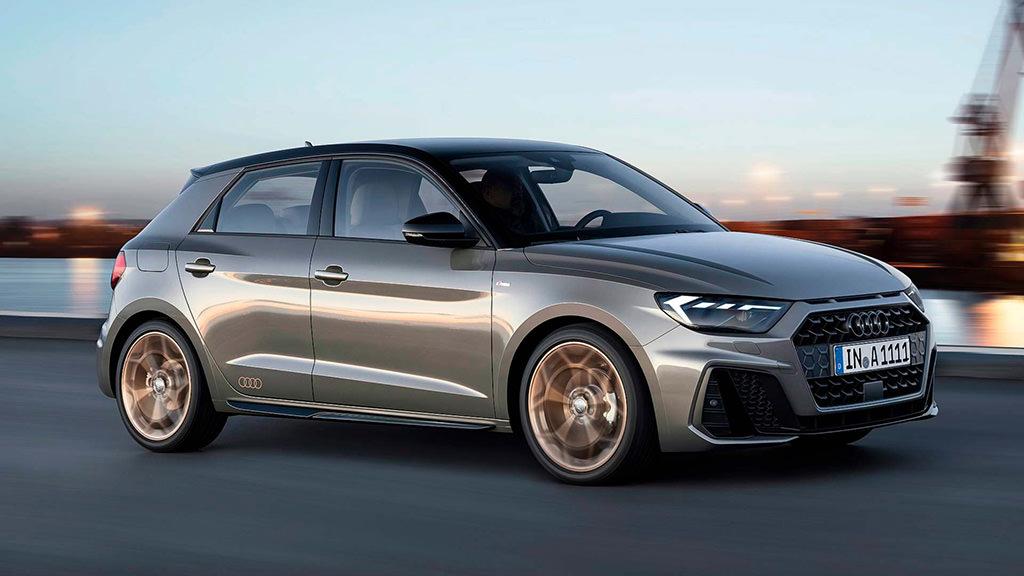 Фото Audi A1 Sportback 2019