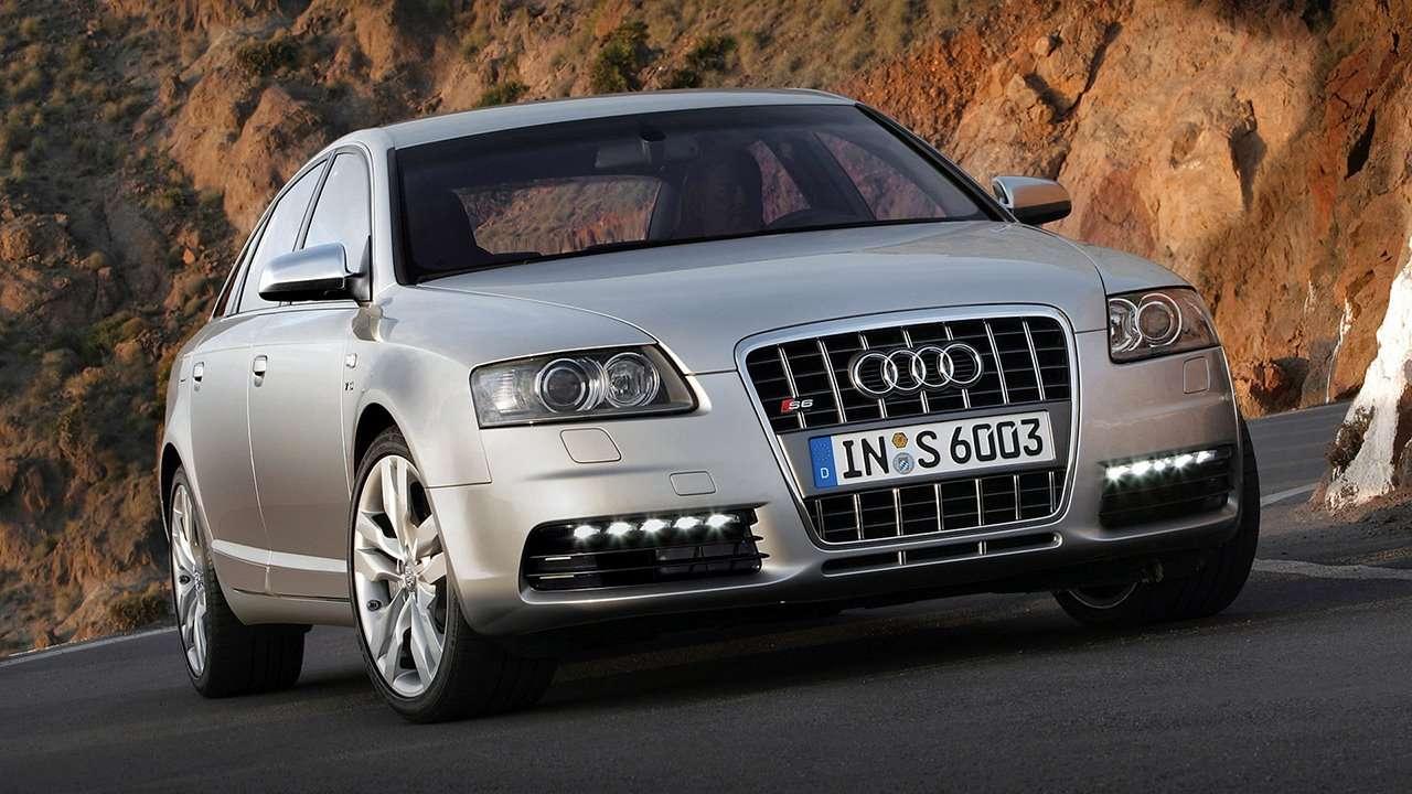 Фото Audi A6 C6